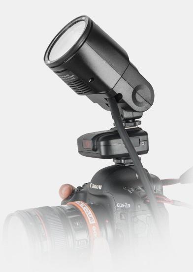 Godox announces round flash head H200R for AD200 - Lighting
