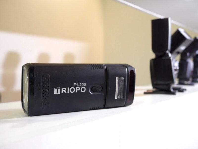 Triopo F1-200 at Photokina 2018