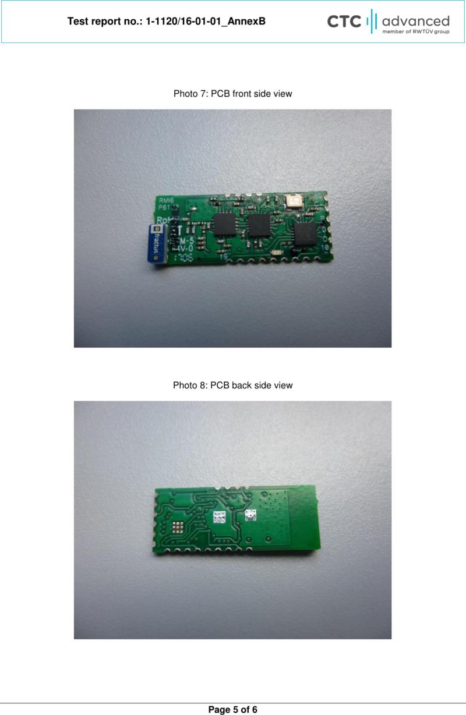 Profoto AB RMI6 chipset