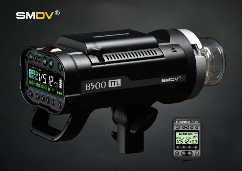 SMDV B500 and FlashWave 6