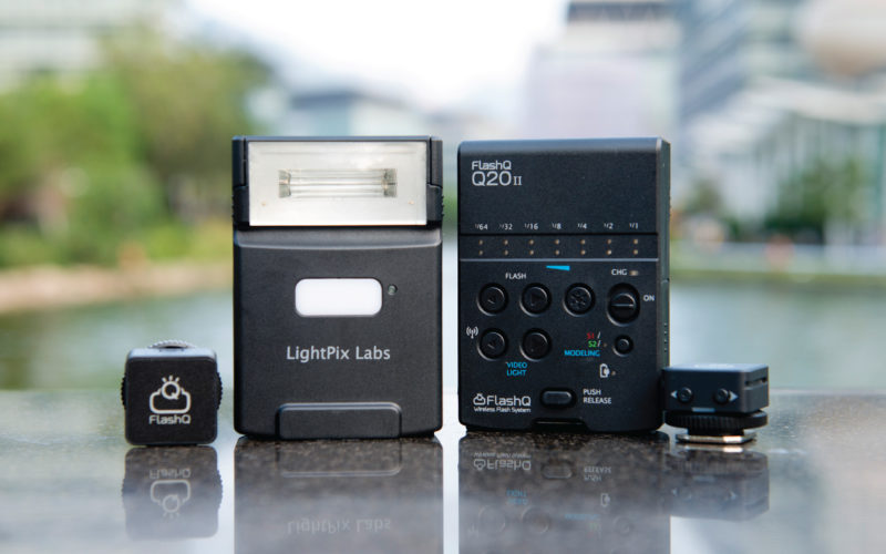 LightPix Labs FlashQ T2 and Q20II