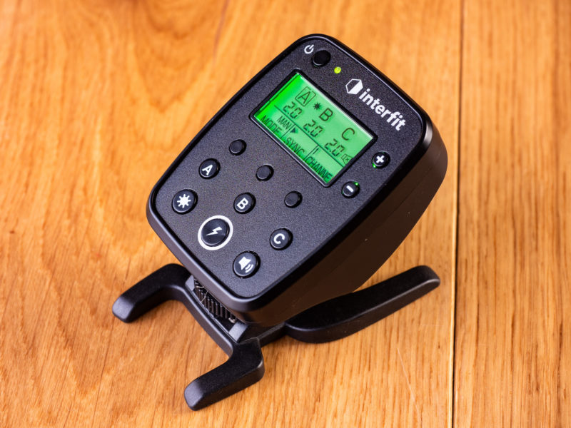 Interfit TTL transmitter