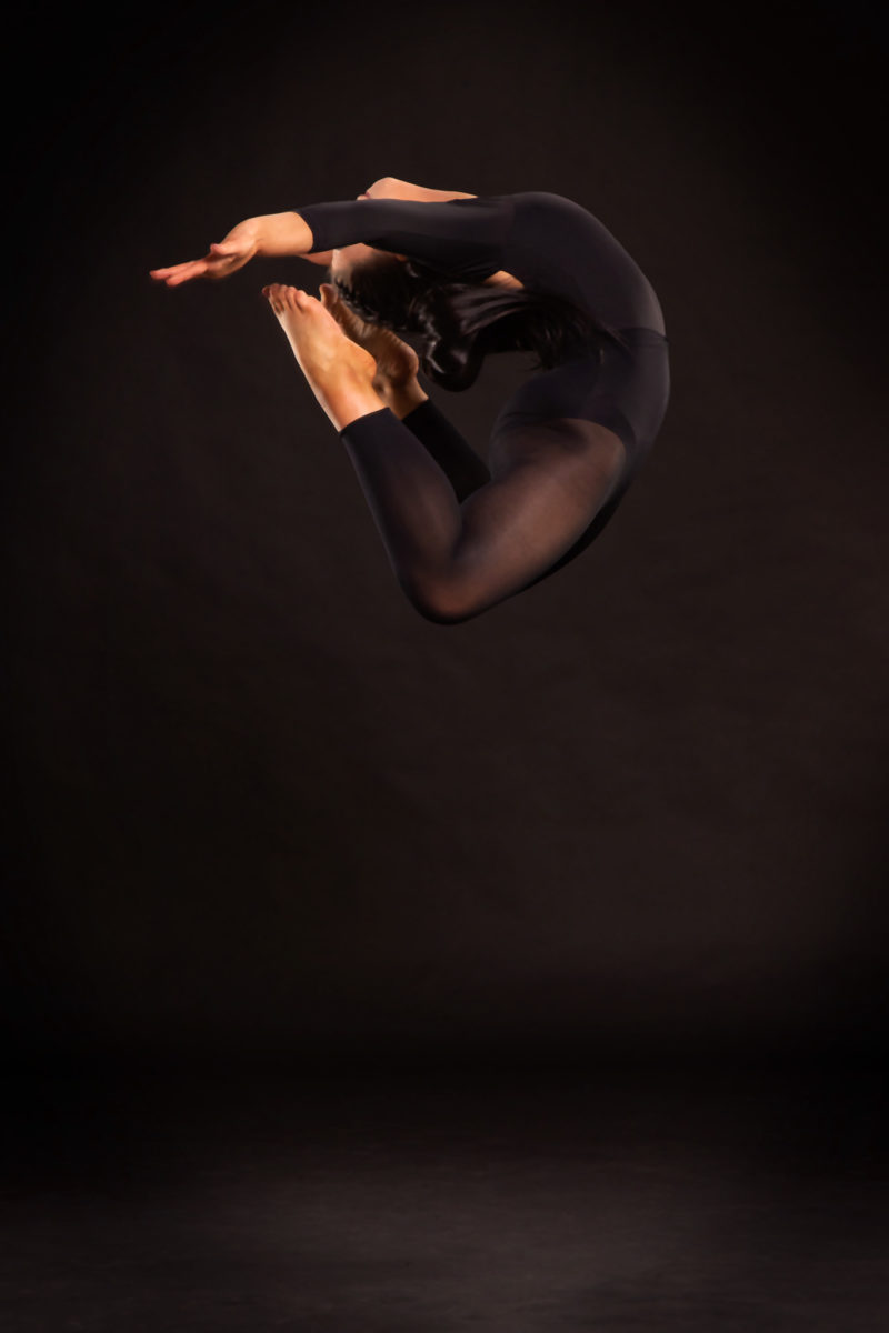 Phottix Raja dance photography lighting example