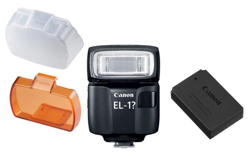 Canon Speedlite EL-1 rumour