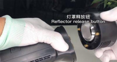 Visico 2 reflector