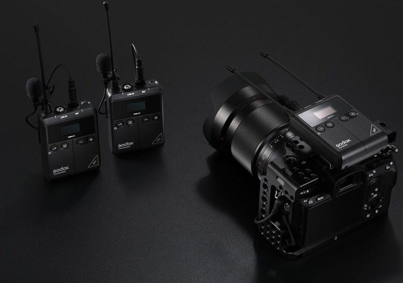 Godox WMicS1 microphone system