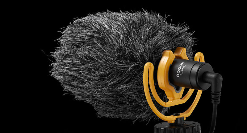 Godox VD-Mic microphone