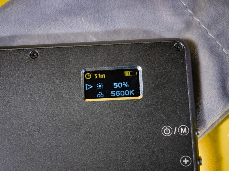 rgb adjustable led panel
