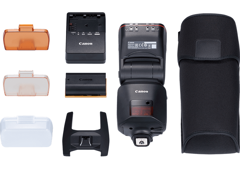 Canon Speedlite EL-1 accessories
