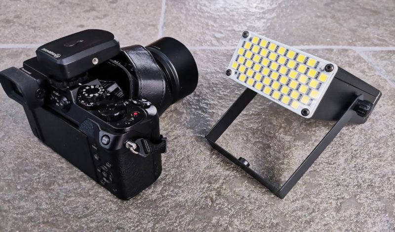 Innovatronix CPFlash hotshoe flash trigger