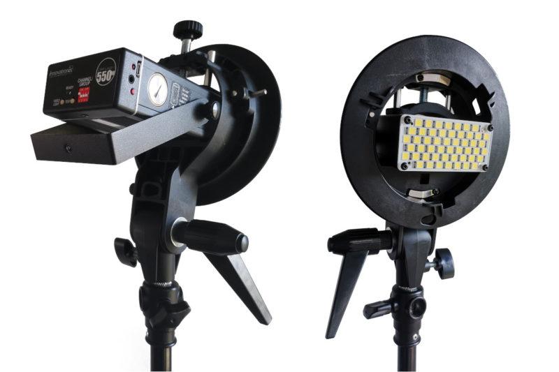 Innovatronix CPFlash in Godox S adapter