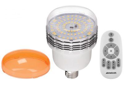 Westcott 45W LED bulb