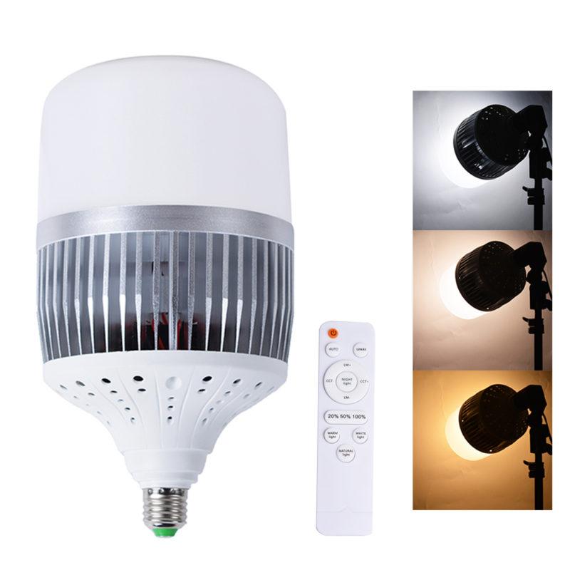 YooCheese 200W bi-colour LED bulb