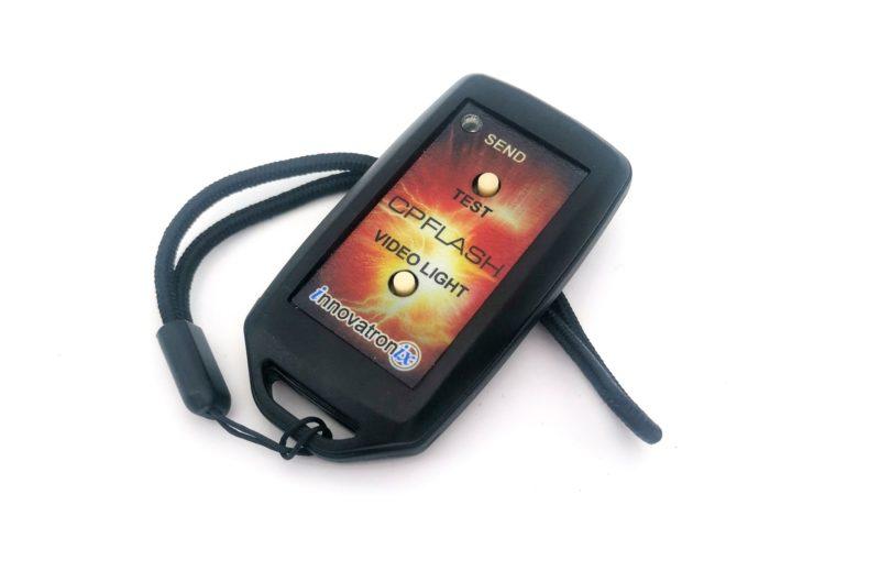 Innovatronix CPFlash remote