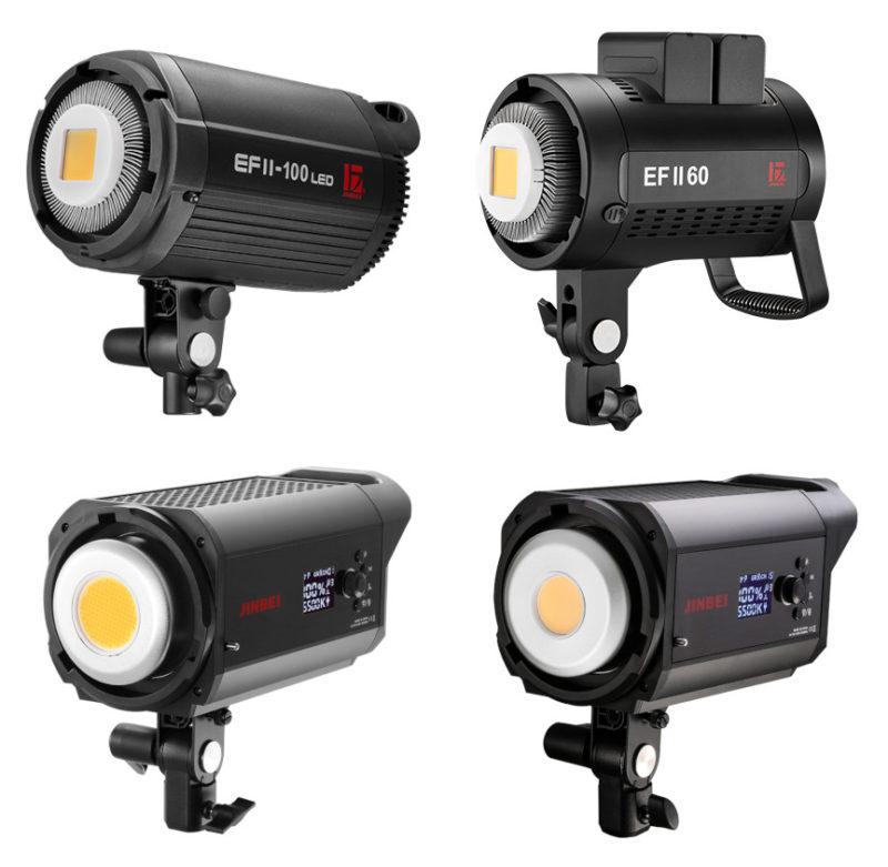 Jinbei LEDs
