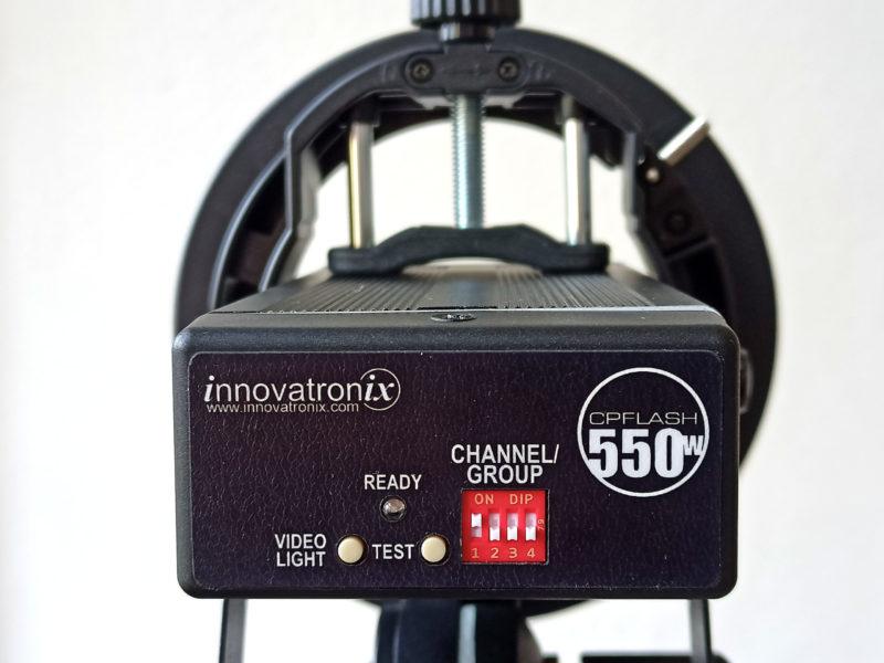 Innovatronix CPFlash CP550W